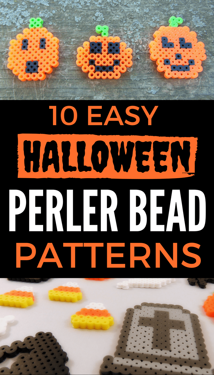 10 Easy Got7 Casual Outfits Kpopmap: 10 Easy Halloween Perler Bead Patterns