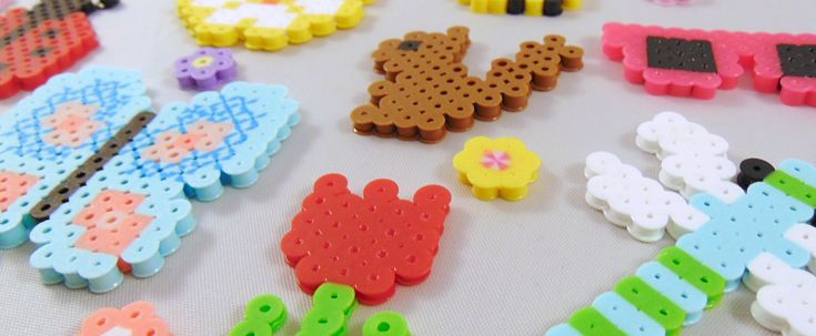 10 Easy Spring Perler Bead Patterns Krysanthe,How To Design A Database