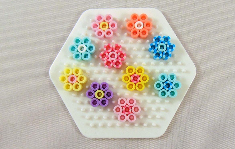 10 easy spring perler bead patterns krysanthe. Black Bedroom Furniture Sets. Home Design Ideas