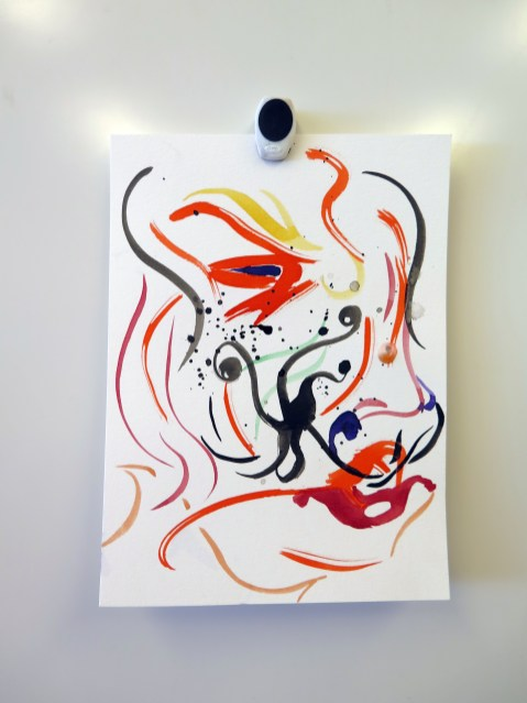 Sample 1, created by teen