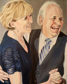 "Fifty-Nine, 2014, Oil on Canvas, 20x16"", Krystal Booth."