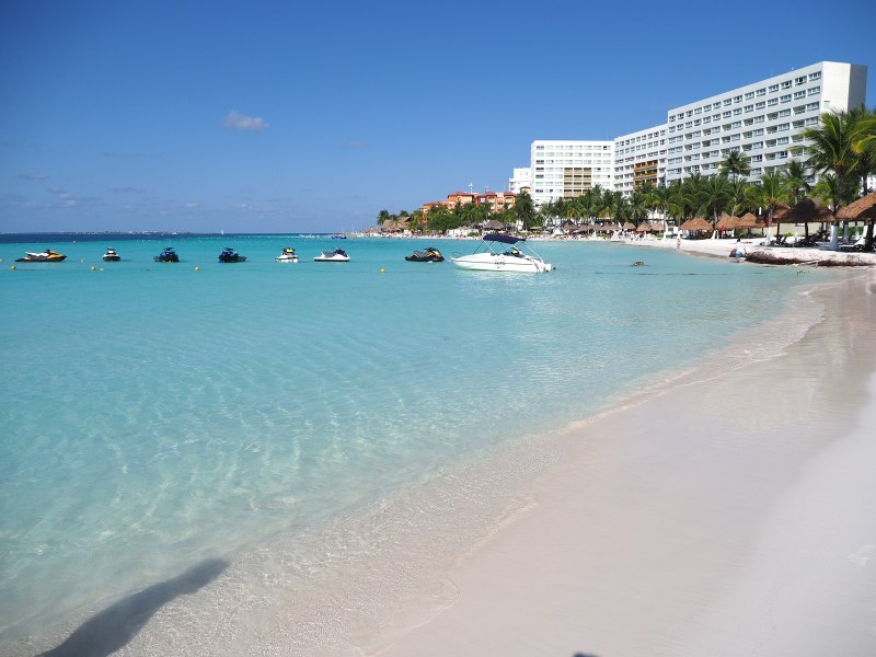 Krystal Cancun Timeshare Holidays Visits Beaches Of Cancun (5)