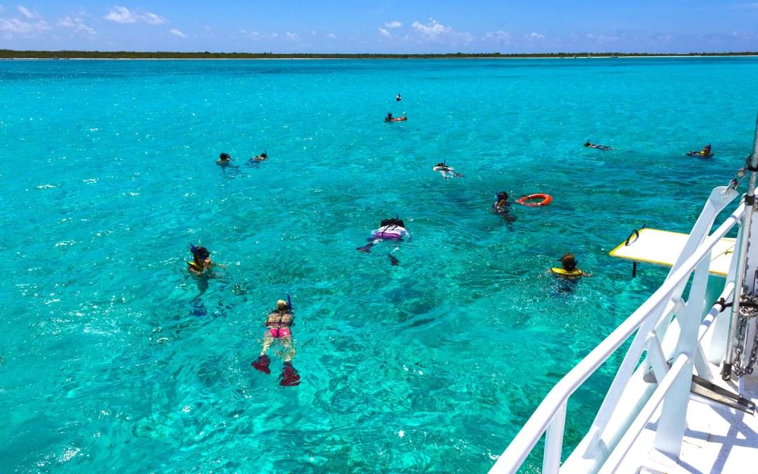 Krystal International Vacation Club Reviews Best Snorkeling Spots in Cozumel