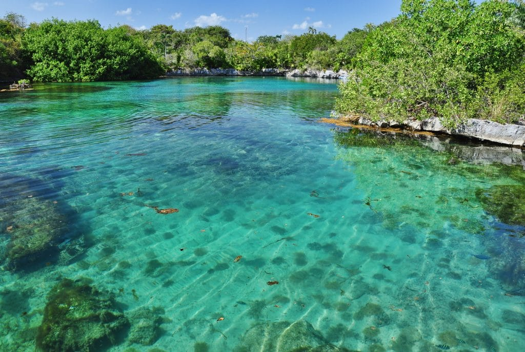 Beautiful Xel Ha Ecological theme park Mexico go there with Krystal International vacation club