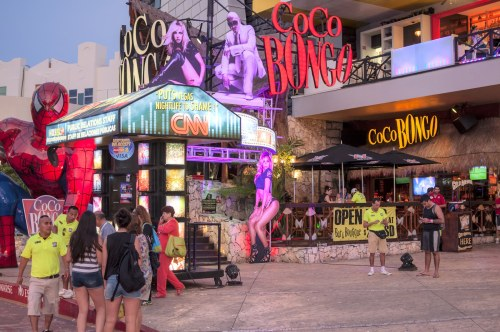 Krystal Cancun Timeshare Reveals Ideas for a Night out In Cancun