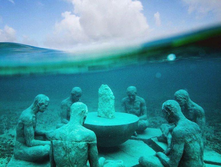 Krystal International Vacation Club Reviews Cancun's Most Unique Museum