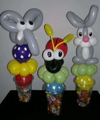 Filled lolly cups only $8 each!
