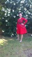 Lady Bug dress