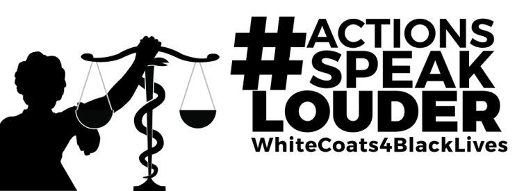 Read an article published about the 2015 campaign here: http://in-training.org/the-color-of-medicine-10327 Learn more about the organization: http://www.whitecoats4blacklives.org