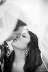Bridal hair and airbrush makeup - Houston, TX - Krystle Sierras Makeup artist + Hairstylist