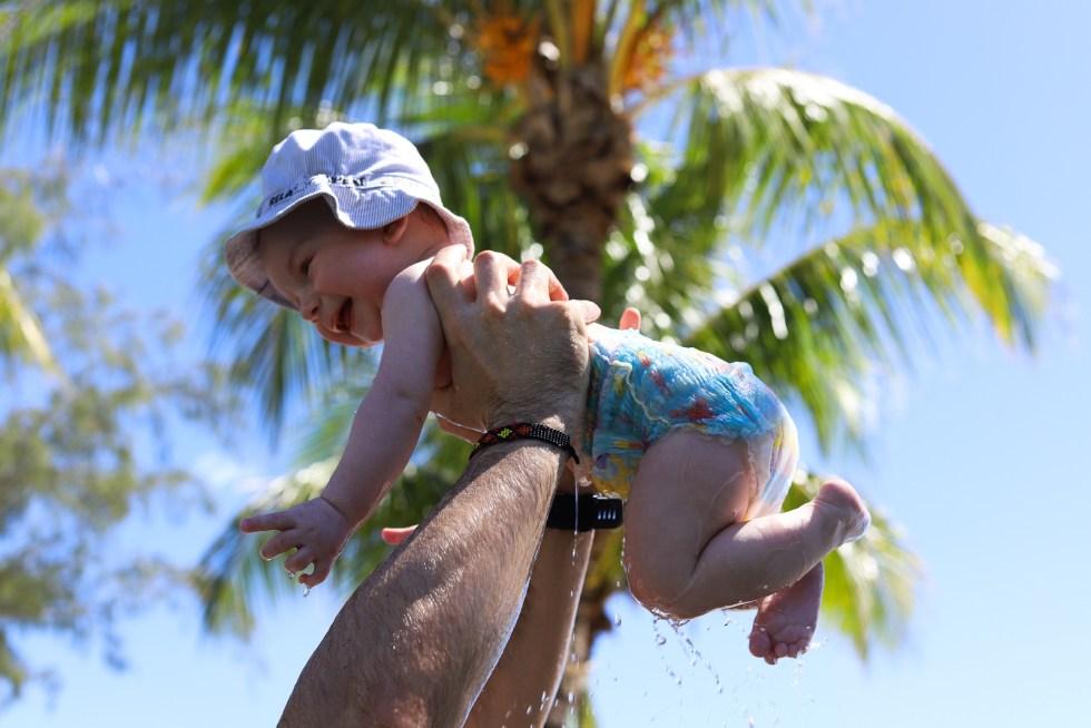 dziecko w podróży co zabrać
