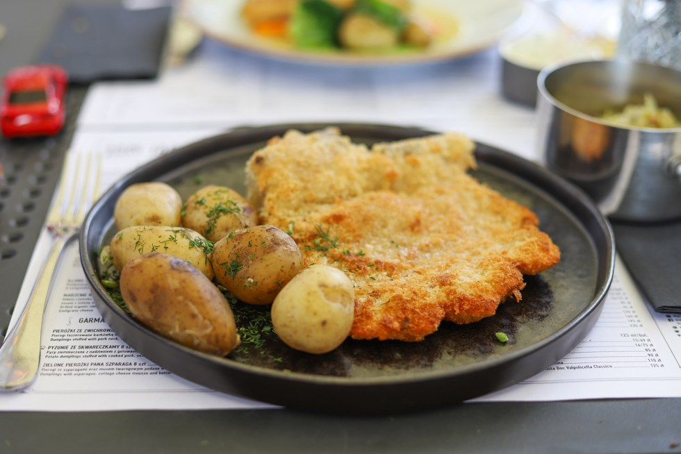 kuchnia polska warszawa
