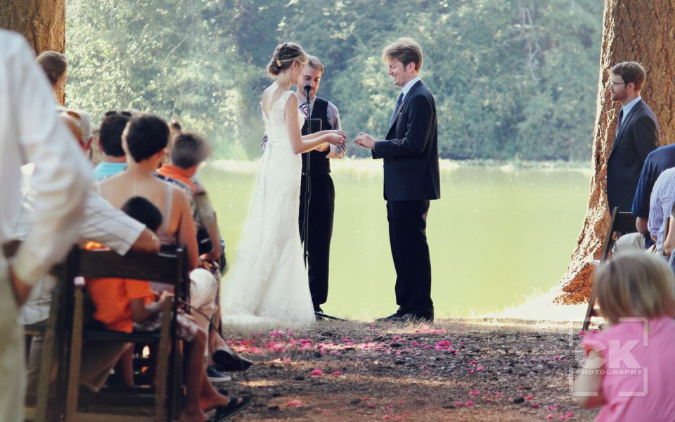 Chris Kryzanek Photography - Wedding ceremony