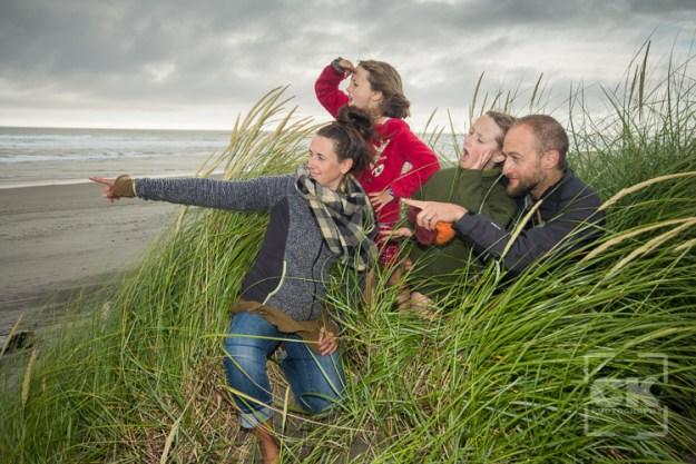 Chris Kryzanek Photography - Family Session Shipwreck Beach Seagrass