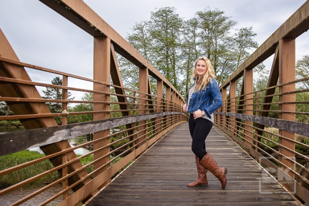 Senior Photo Girl Warrenton High Astoria Senior Photography
