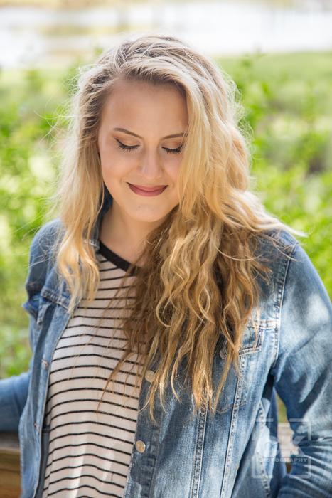 Senior Photo Girl Warrenton High Astoria Senior Photography