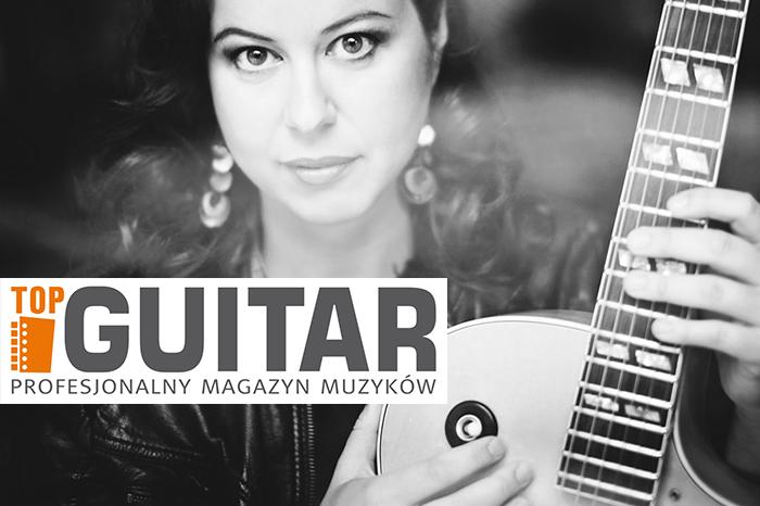 Wywiad w Top Guitar