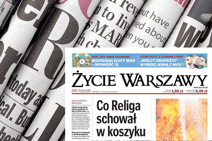 Emotions | Życie Warszawy