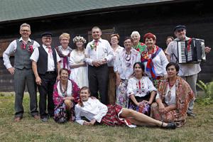Fotorelacja z Weseliska - Seniorzy w Akcji i Teatr Zamaniony