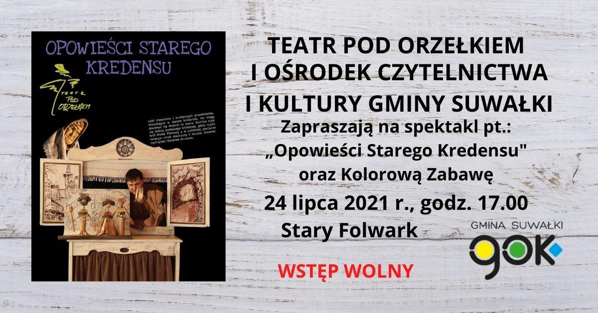 Teatr Pod Orzełkiem w Starym Folwarku