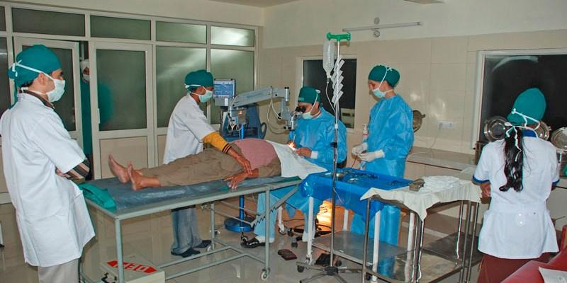 Kunstlinsenimplantation