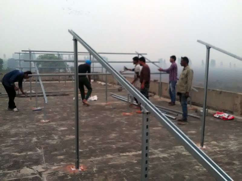 Kick Off: Photovoltaik