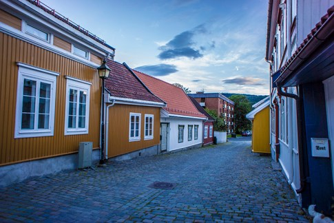 Milli in Drammen