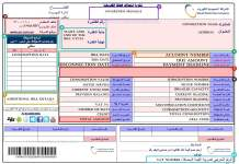 How to Read Saudi Electricity Bill