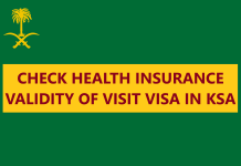Health Insurance for Visit Visa in Saudi Arabia
