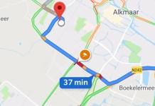Speed Camera Alerts from google Maps Saudi Arabia