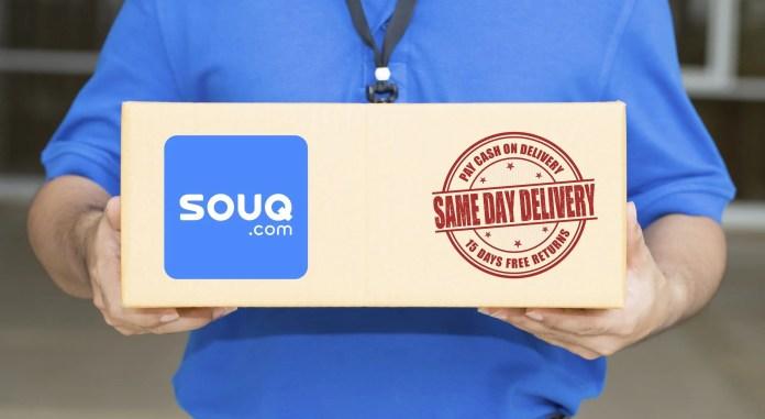 Souq.com Saudi Arabia Same Day Delivery