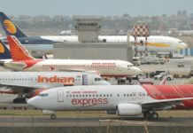 India extends ban on international flights till end of April