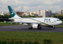 Pakistan cuts international flights to curb coronavirus cases