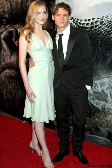 LATEST Evan Rachel Wood Dating Jamie Bell