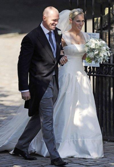 Bbc News In Pictures Zara Phillips Wedding | Auto Design Tech