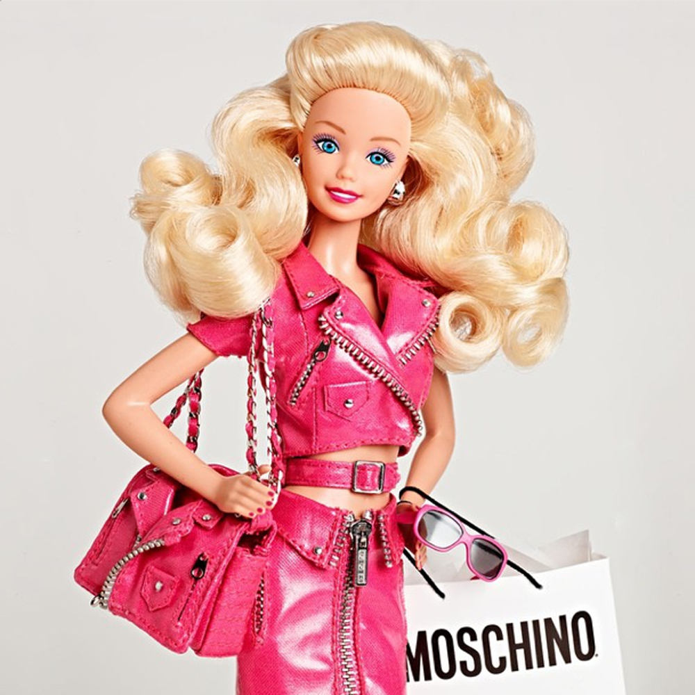 Image result for moschino barbie