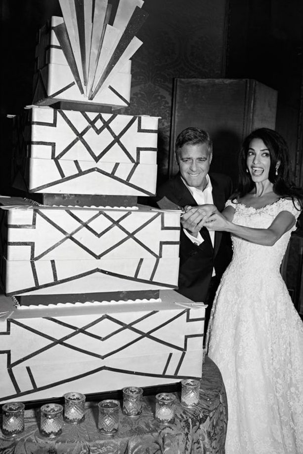 Celebrity Wedding Cakes  Pictures To Inspire Your Own Wedding Cake     celebrity wedding cake