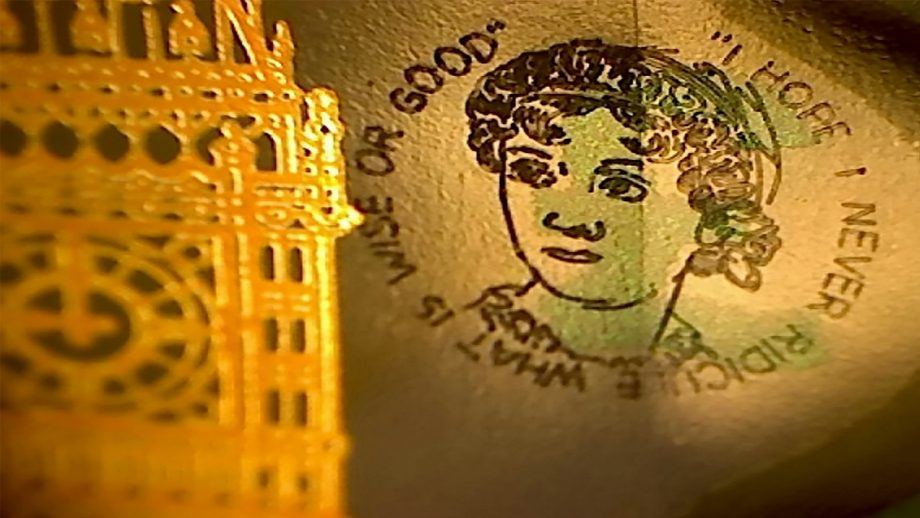 Rare Five Pound Note Is On Sale For A Staggering 300000