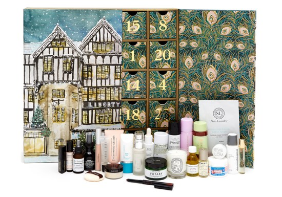 beauty advent calendars Liberty