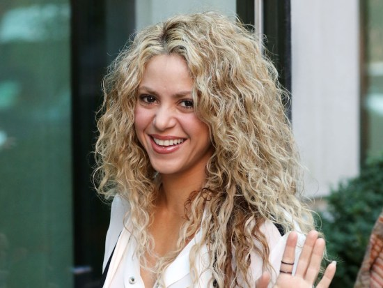Curly Hair Types 2C Shakira