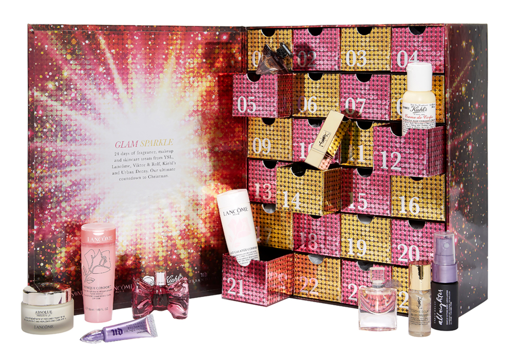 beauty advent calendars Loreal