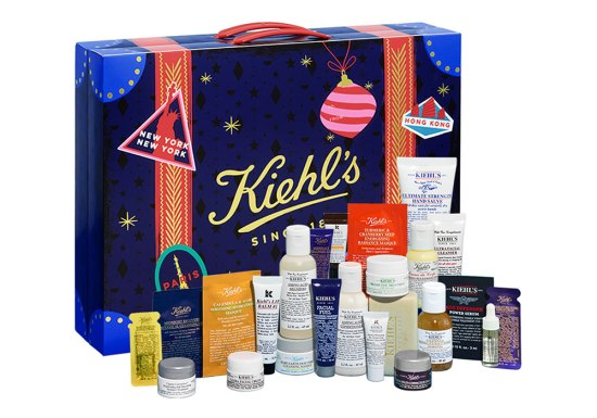 beauty advent calendars 2018 Kiehls
