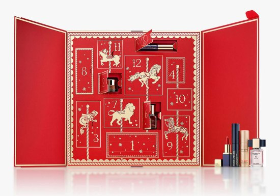 beauty advent calendars 2018 Estee Lauder