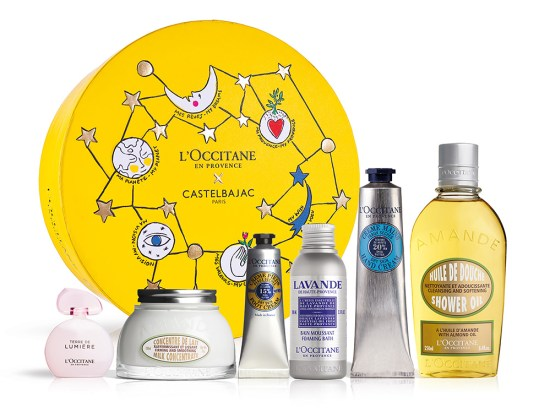 christmas beauty gift sets l'occitane