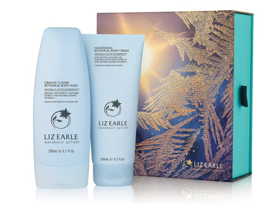 christmas beauty gift set Liz Earle