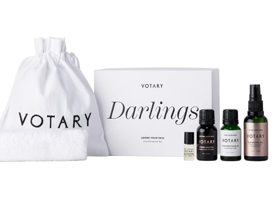 christmas beauty gift sets votary