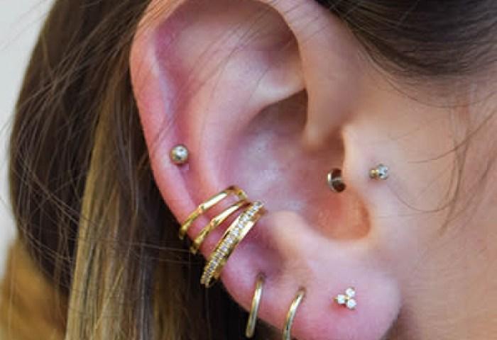 Where To Get An Ear Piercing In London Maria Tash Ear Piercing