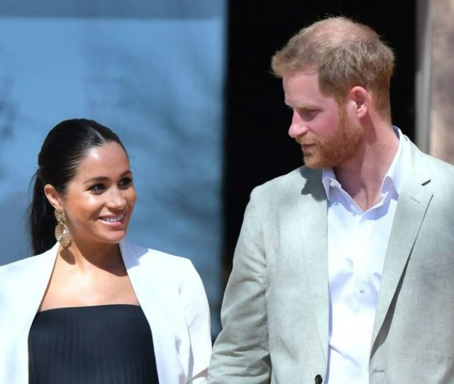 Prince Harry And Meghan Markle Will Reportedly Hire A Royal Manny