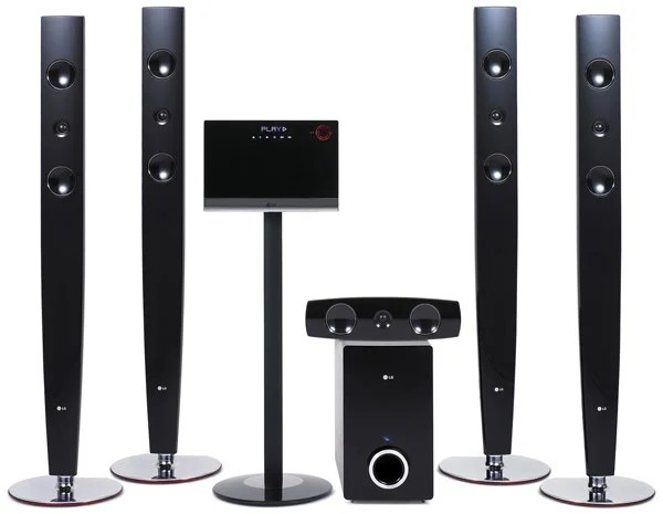 LG HT953TV Home Cinema System LG HT953TV Review