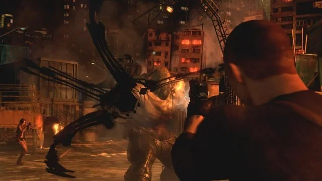 Resident Evil 6 Review Trusted Reviews